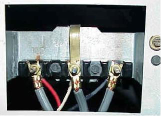 3-Prong Dryer Connection diagram